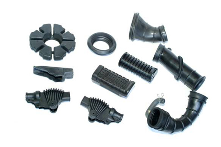 Various Type Motorcycle Rubber Products