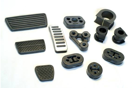 Various Type Cover Pedal and Vibration Isolator Rubber